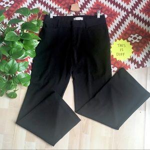 MICHAEL KORS Straight Leg Black Dress Pants 4